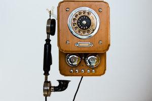 Telefon-umbau